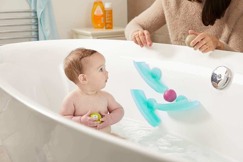 חברי אמבטיה מפל כדורים- טומי טיפי