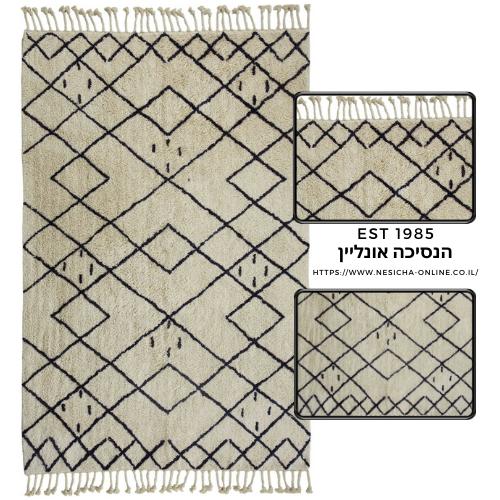 שטיח מרקש כותנה  01