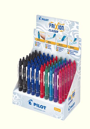עט פילוט  עם מחק 0.7