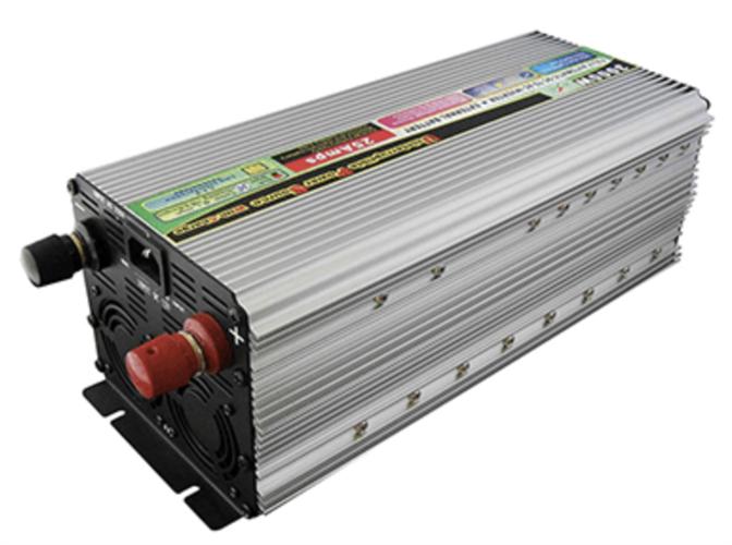 ממיר מתח LHC משולב מטען גל סינוס אלקטרוני 1000  ואט 12 וולט 20 אמפר COSUPER