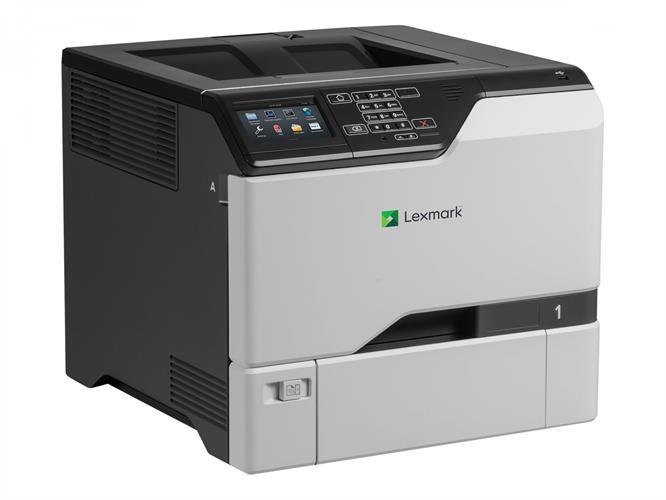 מדפסת לייזר צבעונית דגם Lexmark CS-725de
