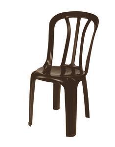 4 כסאות כתר לגינה דגם קלאב