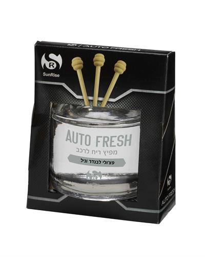 מפיץ ריח לרכב auto fresh