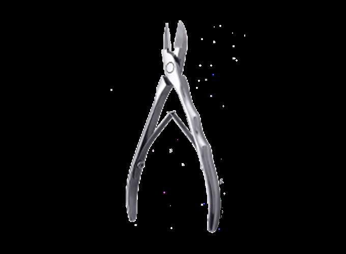 צבת לציפורניים פדיקור סטאלקס אקספרט (NE-60-12)