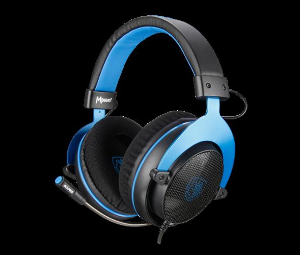 אוזניות גיימיניג SADES דגם Mpower SA-723