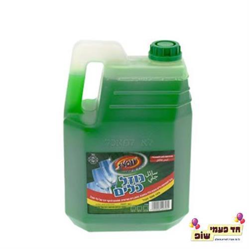 נוזל כלים 4 ליטר