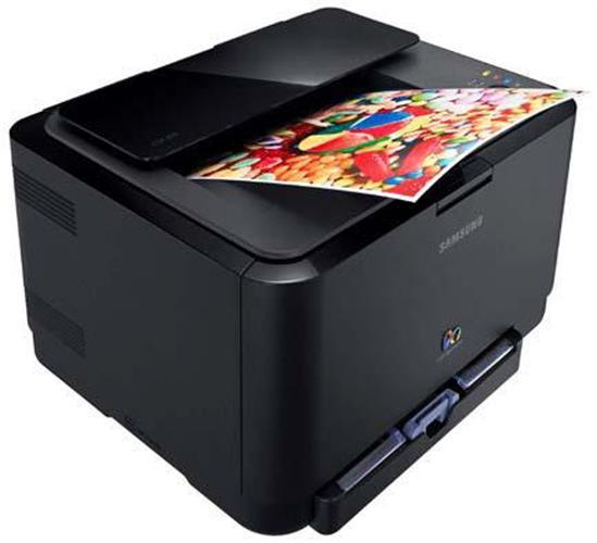 מדפסת לייזר צבעונית סמסונג CLP-315