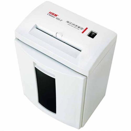 מגרסת נייר פתיתים דגם  HSM 102.2C