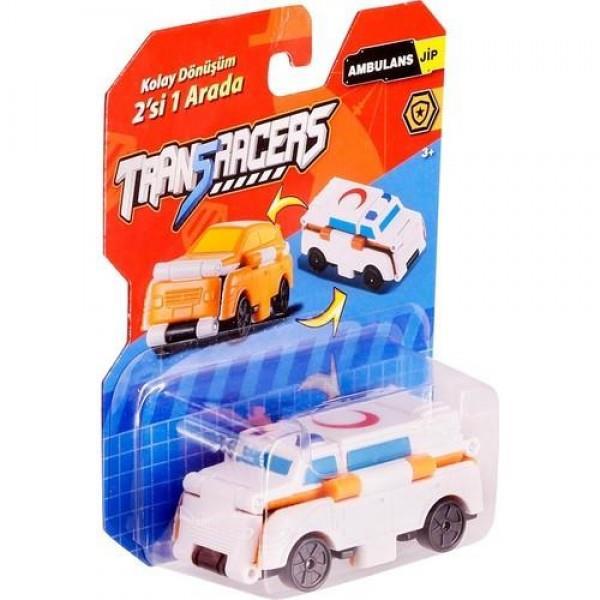 טרנסרייסר-2 ב-1 אמבולנס ורכב שטח