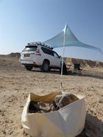 צלון צד לרכב שטח | ציוד קמפינג מושלם לג'יפאים ומטיילים.