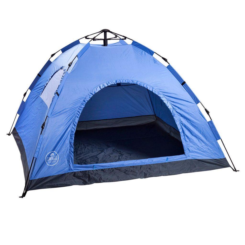 אוהל ל-4 אנשים פתיחה מהירה