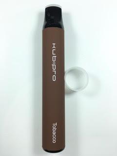 סיגריה אלקטרונית חד פעמית כ 2000 שאיפות Kubipro Disposable 20mg בטעם טבק Tobacco