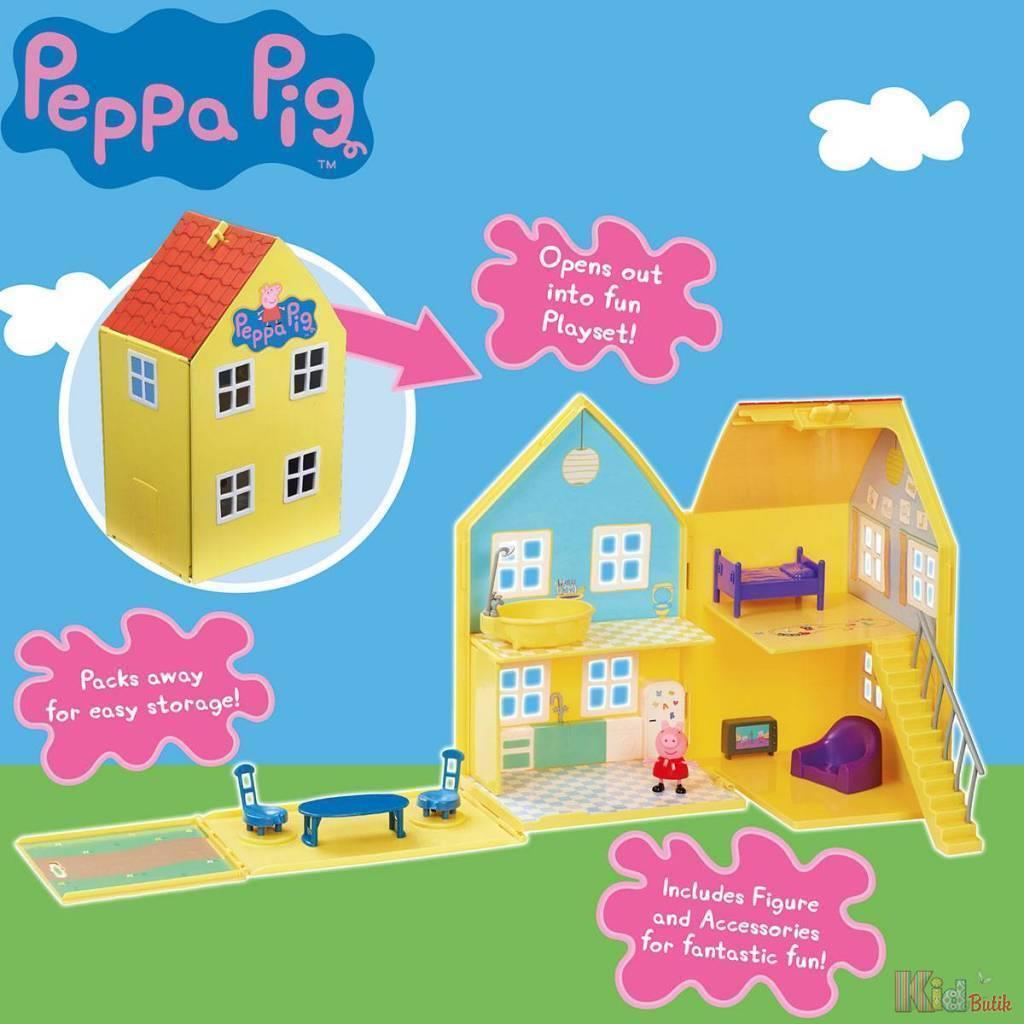 פפה פיג- הבית המפואר של פפה