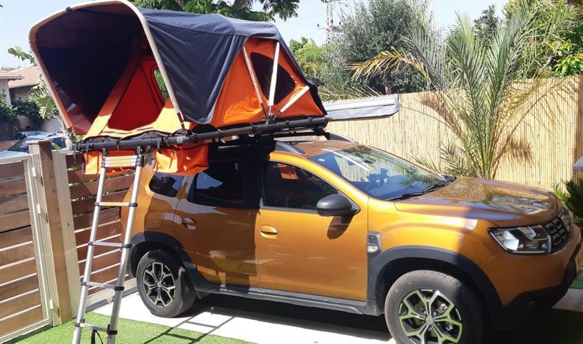 אוהל גג דגם RT 11