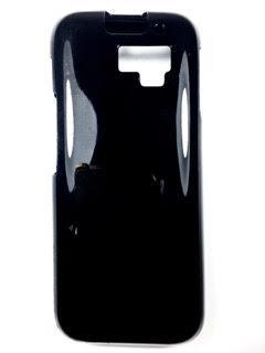 מגן סיליקון לkosher mobile k35 בצבע שחור