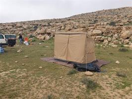 אוהל טקטי מבצעי קמפינג לייף