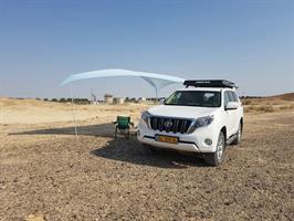 MotoShade - XL Roof rack awning