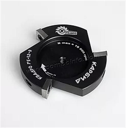 דיסק 75-12-3 עם סימות מתחלפות מרובעות
