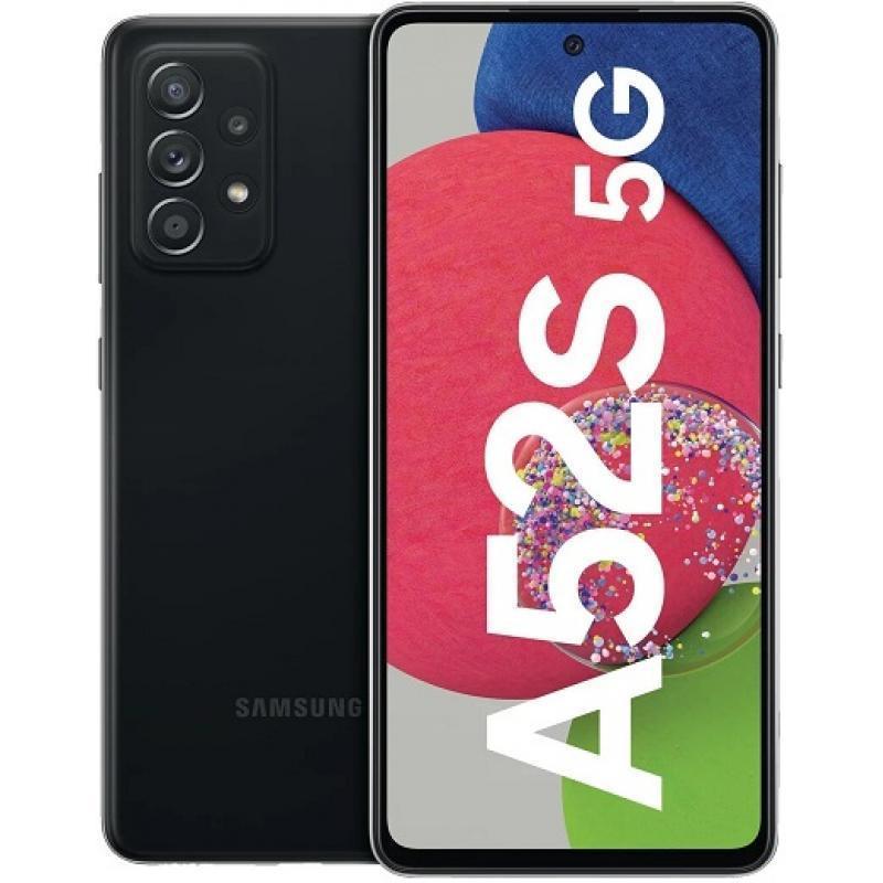 יבואן רשמי Samsung Galaxy A52S 5G SM-A528B/DS 128GB 8GB RAM במלאי
