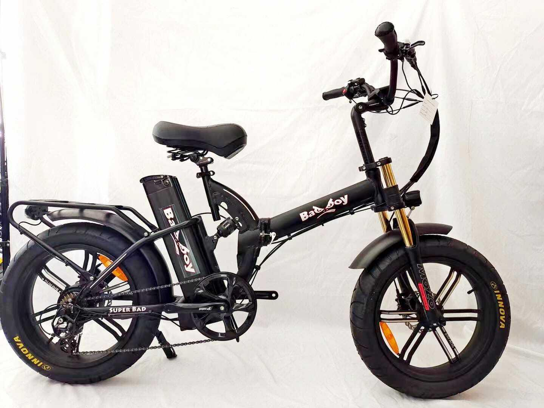 BAD BOY אופניים חשמליים 48V 18A מבית EBMAX