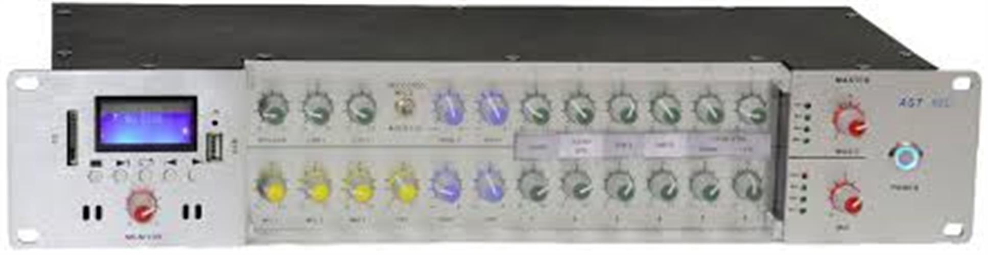 מיקסר מטריצה AST 6ZC