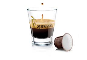 מארז קפסולות [10 יחידות 1.9₪ ליחידה] להכנת קפה אספרסו ARABICA [זהב] בניחוח ערביקה (תואמות Nespresso)