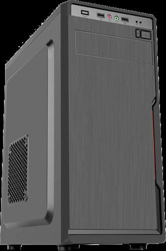 באנדל חלקים מורכב ללא ליבה גרפית Solid case B365 H I3-9100f 8GB 2