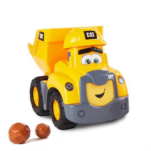 קאט-חברים לבנייה משאית עפר בינוני חשמלי