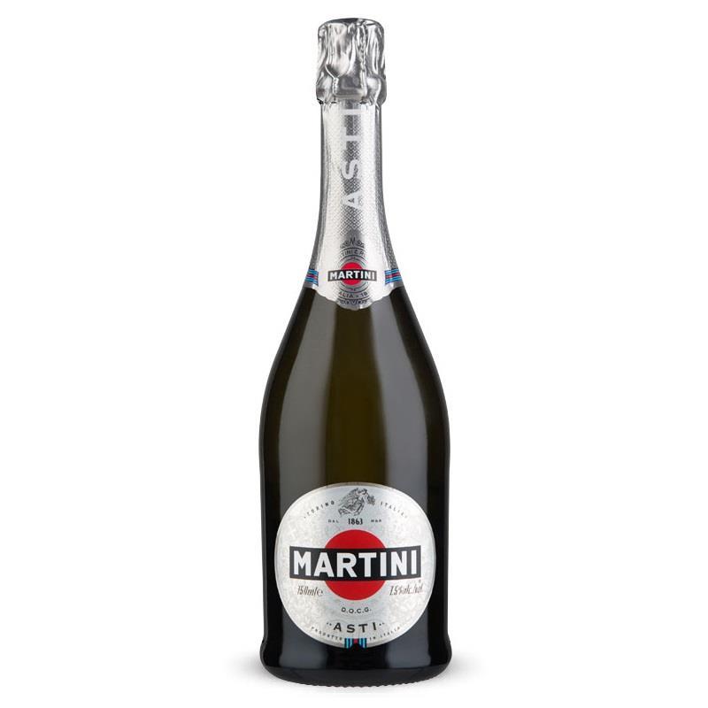 """מרטיני מבעבע לבן מתוק 750 מ""""ל"""