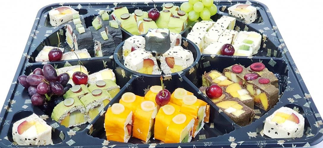 Sushi Mix Fruits Chocolate- סושי מיקס 64 יחי