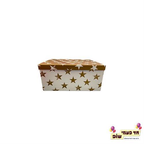 קופסא כוכבים זהב מידה 1