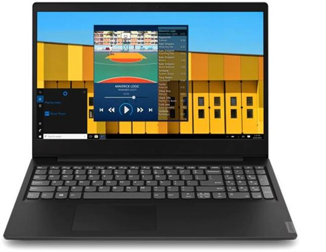 מ. נייד Lenovo IP S145 i7-1065G7 8GB 256 FHD Free Dos black 156
