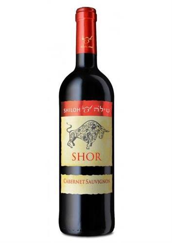 שילה שור קברנה סוביניון  / יין אדום יבש, יקב שילה