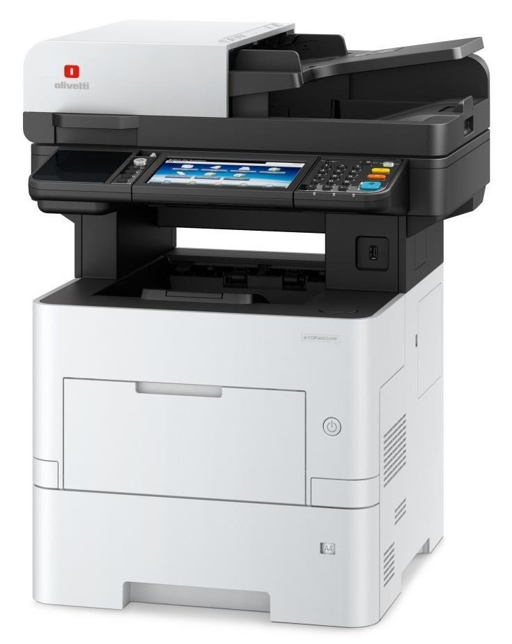 מדפסת משולבת לייזר Olivetti d-Copia 5514MF