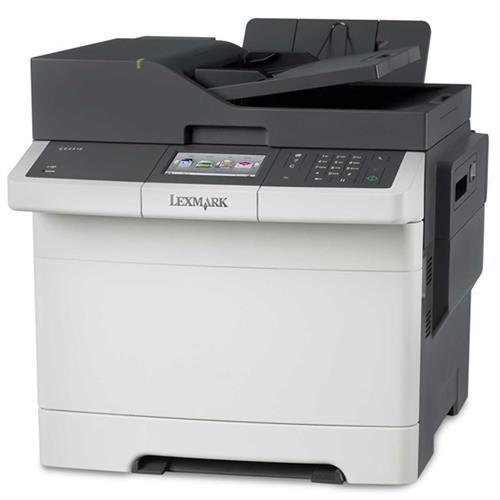 מדפסת לייזר צבע משולבת Lexmark CX-410de