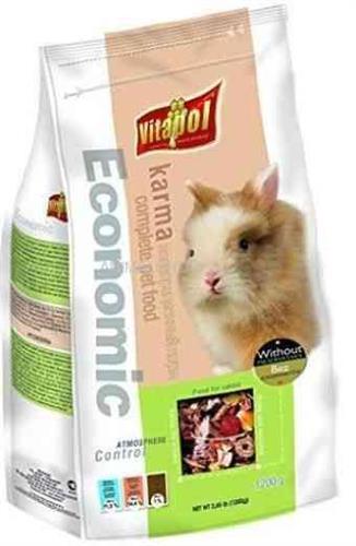 """ויטפול מזון מועשר לארנבים 1.2 ק""""ג"""