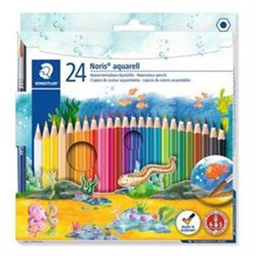 צבעי עפרון -שטדלר 24 עפרונות