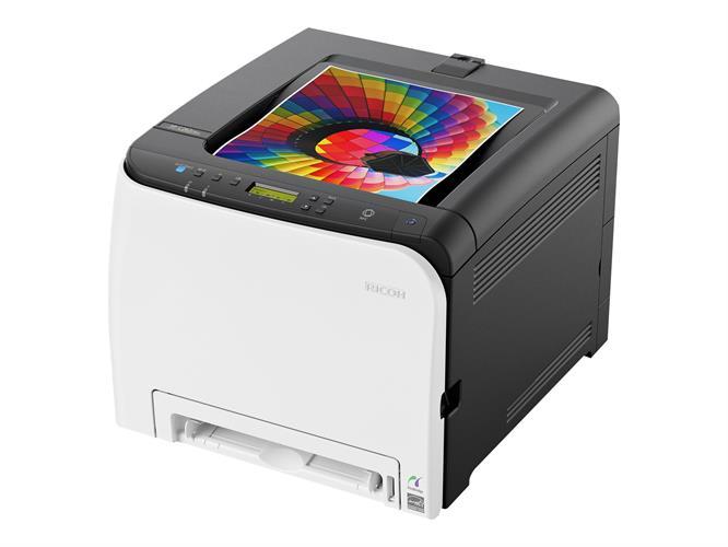 מדפסת לייזר צבעונית ריקו SP-C262DNw