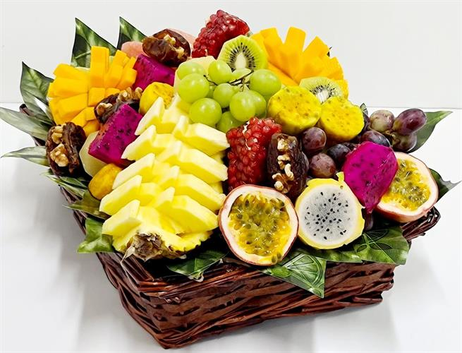 basket of fruits for me - סלסלה לי