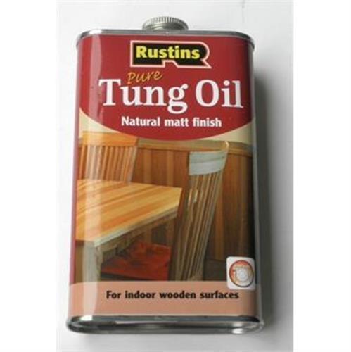 שמן טנג טהור 0.5 ליטר TUNG OIL