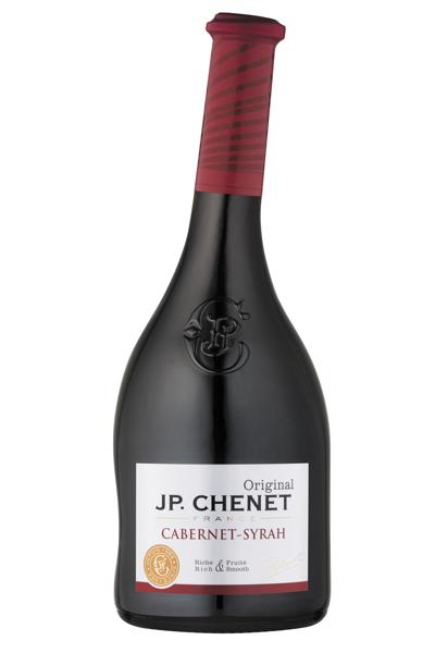 """יין J.P  עקום קברנה סירה אדום יבש 750 מ""""ל"""