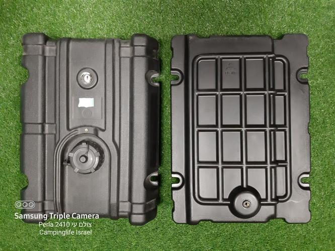 טנק דלק אליהו נפח 15 ליטר פלסטיק קשיח