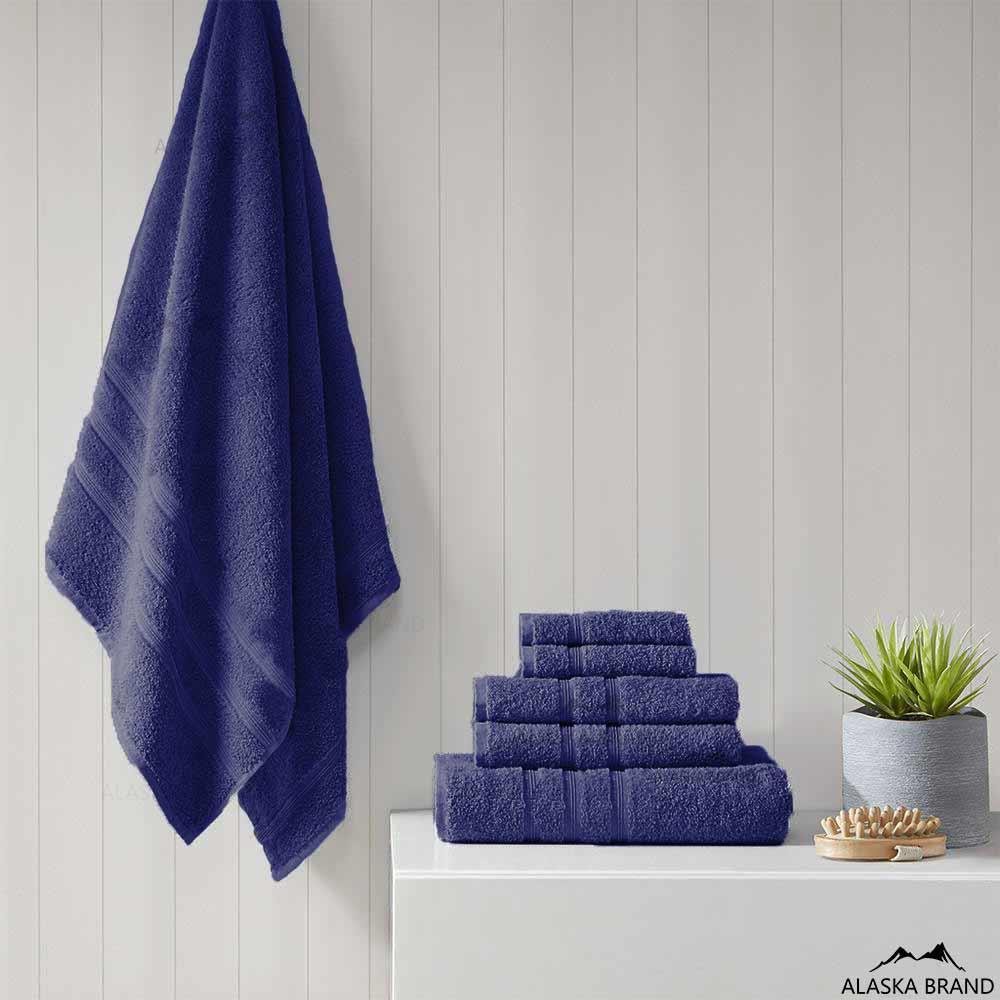 מגבות עבות דגם פרימיום - Premium *כושר ספיגה גבוה* כחול נייבי