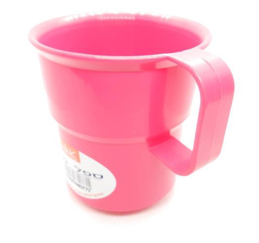 כוס מאג צבע אדום בורדו קמפינג שטח פלסטיק קשיח רב פעמי ניתן לרחוץ ולהשתמש בלי הגבלה