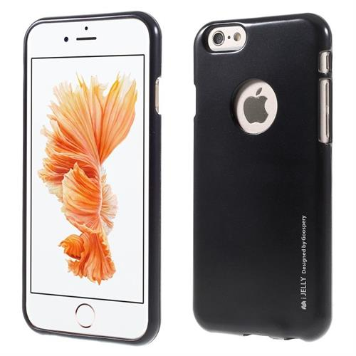 כיסוי- Mercury Jelly case  Apple iphone 6/6s plus 5.5 סיליקון חזק