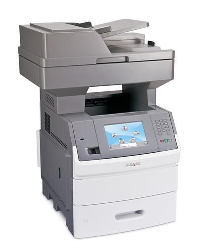 מדפסת משולבת דגם Lexmark X654de