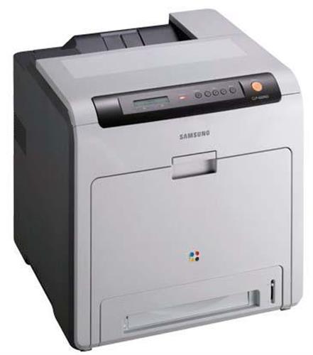 מדפסת לייזר צבעונית סמסונג CLP-660nd