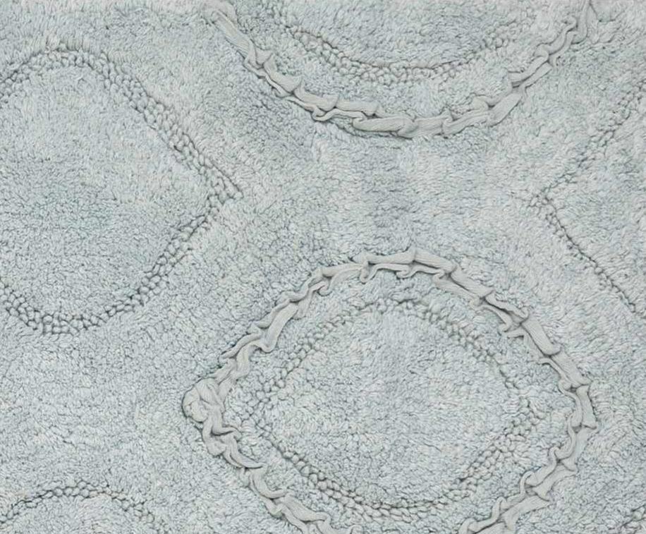 שטיח אמבטיה נטע כביס 100% כותנה - כחול מרין