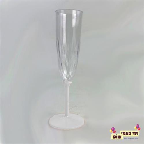 כוסות שמפניה רגל שמפניה