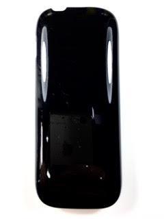 מגן סיליקון לסמסונג SAMSUNG B110 בצבע שחור